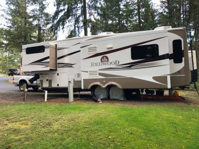 2013 Redwood RV Redwood 31SL