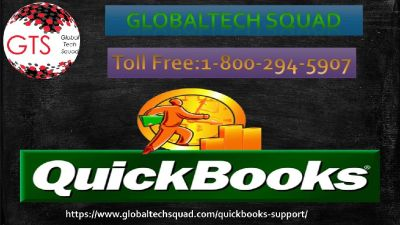 Quickbooks Support Toll-free:1-800-294-5907