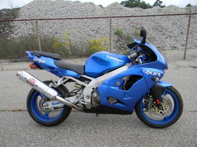 1999 Kawasaki Ninja ZX-9R SuperSport Motorcycles Springfield, MA
