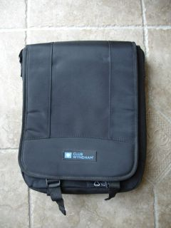 Club Wyndham Laptop Messenger Bag