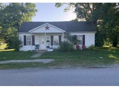 2 Bed 1 Bath Foreclosure Property in Orleans, IN 47452 - S 3rd St
