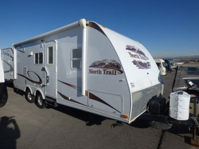 2010 Heartland North Trail 21FBS-1S Travel Trailer