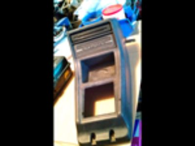 Parts For Sale: DATSUN CONSOLE AND STEERING WHEEL BEZEL