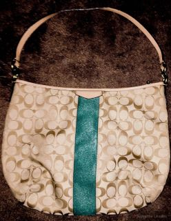 Coach Purse 2 different looks