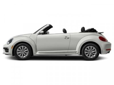 2019 Volkswagen Beetle Convertible Final Edition SEL (Pure White/Brown Roof)