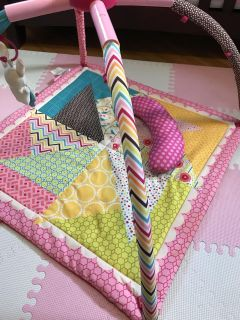 Collapsible Play mat