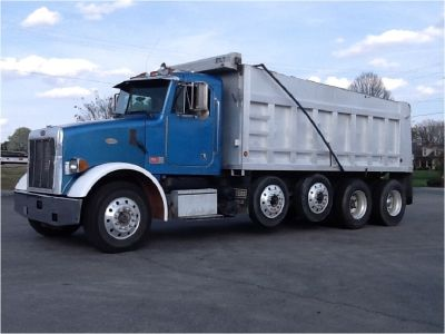Subprime dump truck financing is available nationwide