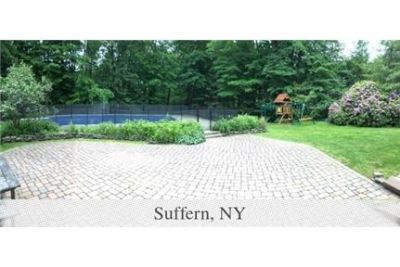 Suffern - in a great area.