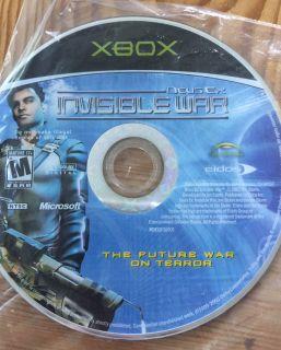 DEUS EX INVISIBLE WAR XBOX GAME