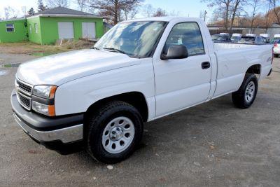 2006 Chevrolet Silverado 1500 Work Truck (Summit White)
