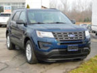 2017 Ford Explorer Blue, 13 miles