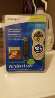 REDUCED KENSINGTON LASER POINTER BRAND NEW