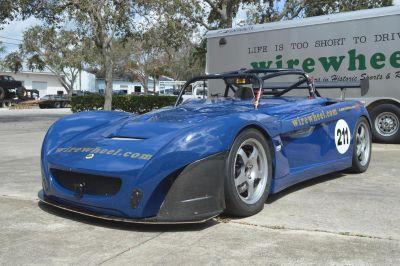 Lotus 2-Eleven Race Car