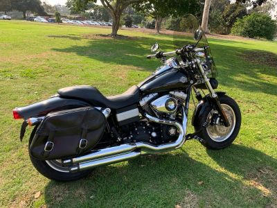 2009 Harley-Davidson FAT BOB DYNA