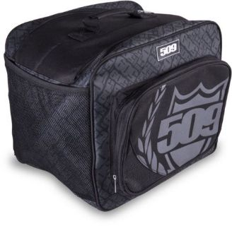Purchase 509 Helmet Bag Carrier w/ Goggle / Accessory Storage Pouch & Mesh Vents - Black motorcycle in Sauk Centre, Minnesota, United States, for US $49.95
