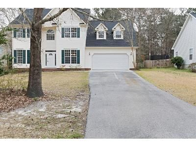 3 Bed 3 Bath Foreclosure Property in Jacksonville, NC 28546 - Stillwater Cv