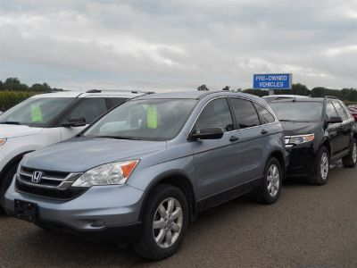 2011 Honda CR-V SE (Polished Metal Metallic)