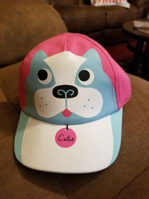 "NWT ""Cutie"" Puppy cap"