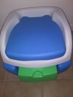 Evenflo Deluxe Potty Chair & Step Stool