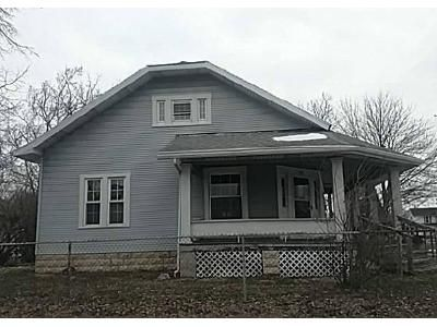 3 Bed 1 Bath Foreclosure Property in Washington Court House, OH 43160 - Clinton Ave