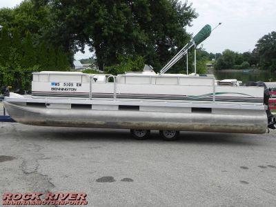 2000 Bennington Boats 220 FS Pontoons Boats Edgerton, WI