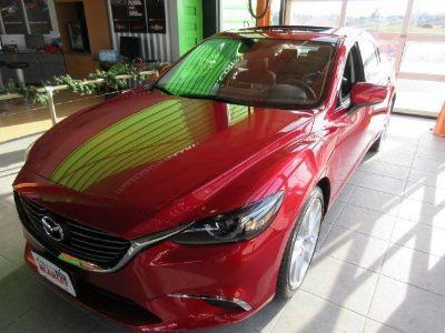 2017 Mazda Mazda6 Touring (Soul Red Metallic)