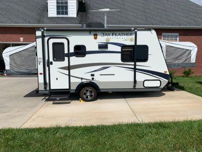 2015 Jayco Jay Feather Ultra Lite X17Z