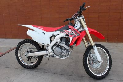 2016 Honda CRF450R Motocross Motorcycles Kingman, AZ