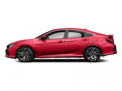 2018 Honda Civic Si Sedan (Rallye Red)