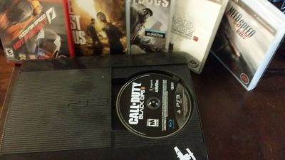 Play Station 3 (newer) Bundle