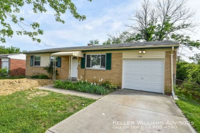 Very affordable ranch home in Mount Healthy SD!