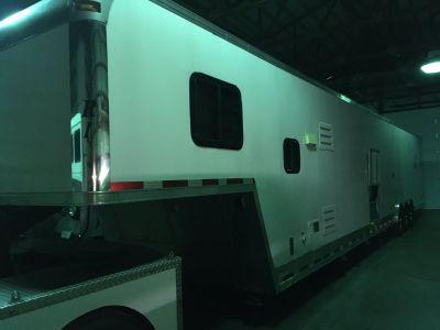 2011 Millennium 48' LQ trailer