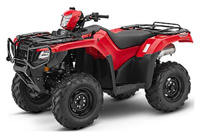 2019 Honda FourTrax Foreman Rubicon 4x4 Automatic DCT EPS Utility ATVs Woodinville, WA