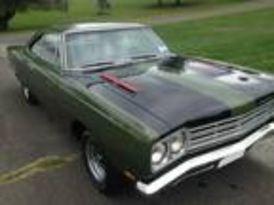1969 Plymouth Road Runner 383 Base #'s Matching