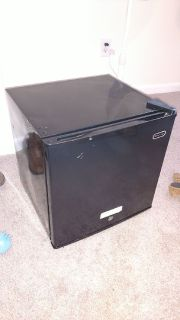 Mini freezer: Whynter CUF-110B new!