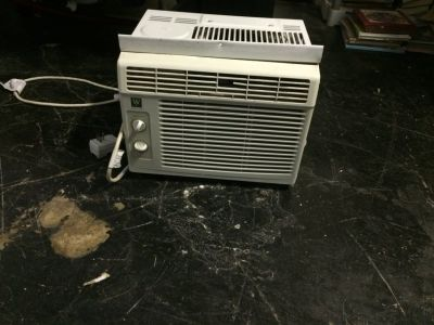 5000 BTU Window AC Air Conditioner Unit
