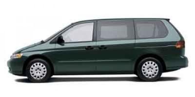 2003 Honda Odyssey LX (Silver)
