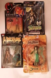 Vintage Action Figure Lot (New)