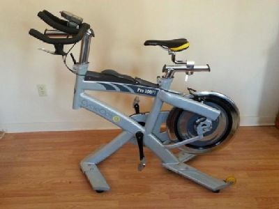 $1,300 CycleOps Pro 300PT trainer / spin bike