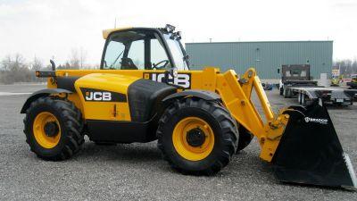 2012 JCB 536-60 AGRI