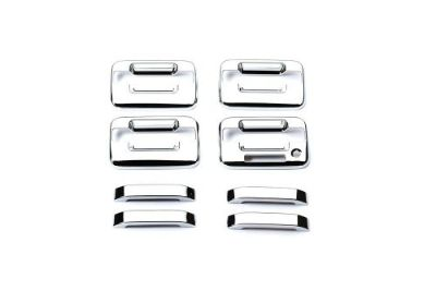 Purchase Putco 401012 Door Handle Cover Fits 04-14 F-150 motorcycle in Burleson, TX, United States, for US $126.99