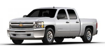 2013 Chevrolet Silverado 1500 LS (Summit White)