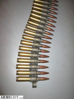 For Sale/Trade: 100 rounds .50 bmg { belted }