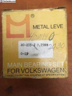 NOS Main Bearing Metal Leve (021 198 488)