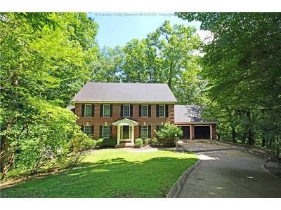 4 Bed 3.5 Bath Foreclosure Property in Charleston, WV 25314 - Royal Oaks Rd