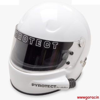 Buy ..Pyrotect Helmet,SA2015 Pro Airflow Side Forced Air Helmet Hans Device Ready - motorcycle in New Braunfels, Texas, United States, for US $429.00