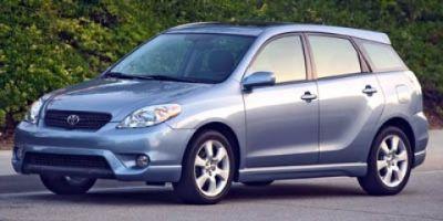 2005 Toyota Matrix Base (Silver)