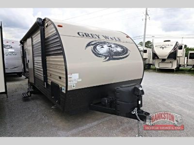 2018 Forest River Rv Cherokee Grey Wolf 26DJSE
