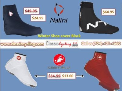 #1 Classic Cycling Clothing Sale | Aerodynamic Cycling Shoe Covers