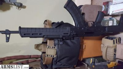 For Sale/Trade: Unfired Magpul Zukov PSA AK-47 with extras .